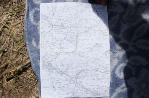 نقشهی منطقه